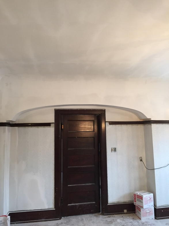 Texture over painted plaster Drywall Texturing Drywall Talk