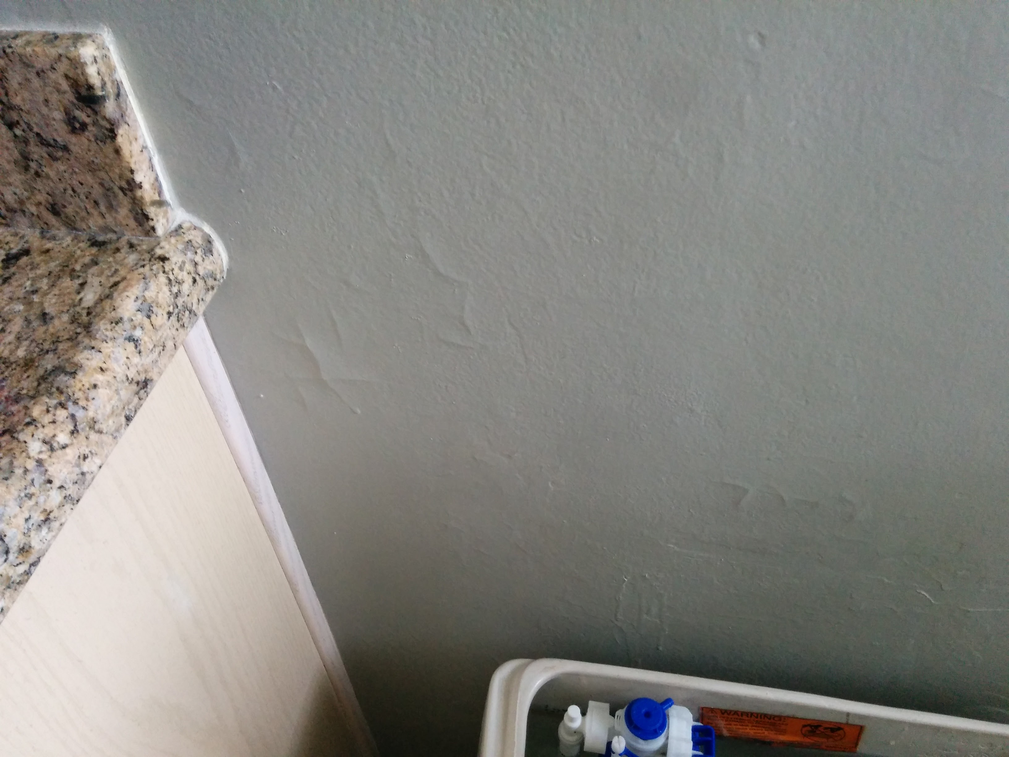 Paint With Hairline Cracks All Over Bathroom Drywall Talk Professional Drywall And Finishing Contractors Forum