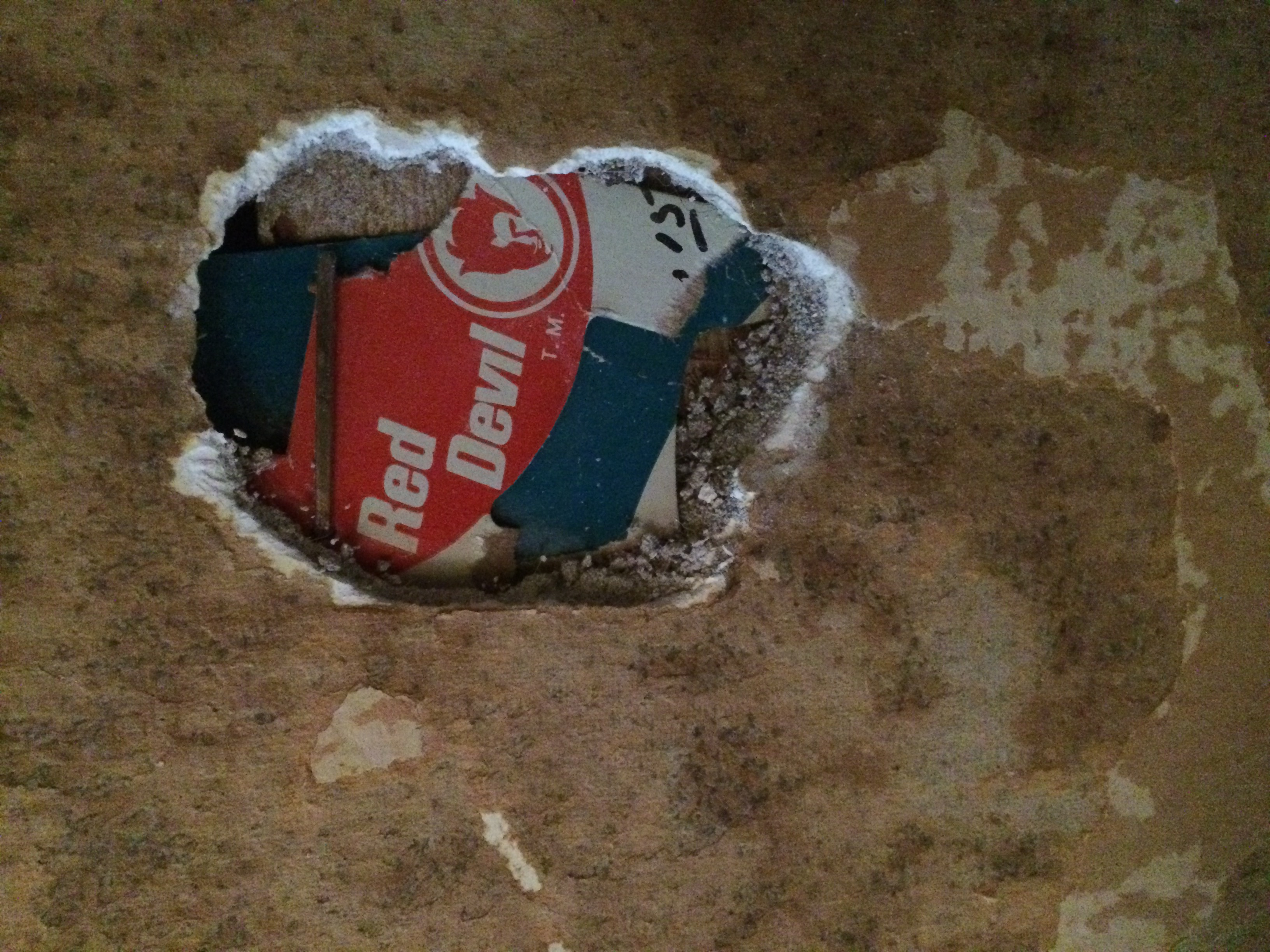 how to remove old wallpaper glue from drywall