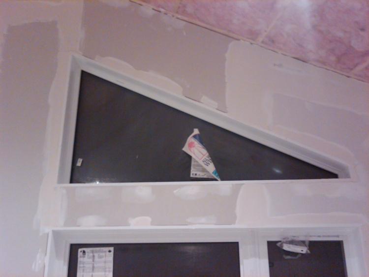 Muding around windows doors drywall finishing drywall talk for Drywall around windows