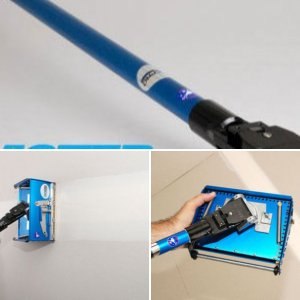 Tapepro Drywall Tools Twister Flat Box Handle FHX-T