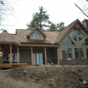 long point cottage job 011
